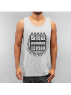 Dangerous DNGRS Tank Tops City Of gray