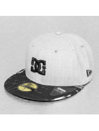 DC Fitted Cap grijs