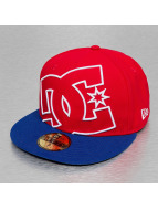 DC Fitted Cap rood