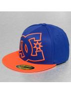 DC Flexfitted Cap blau