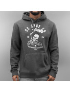 DC Hoodie Brother gray