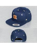 DC Snapback Cap blau