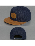 DC Snapback Cap Smooths blue