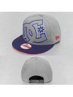 DC Snapback Cap grau