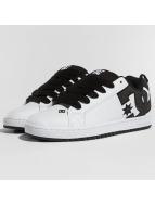 DC Court Graffik SE Sneakers Black/White/White