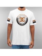 DC T-Shirt Smashed white