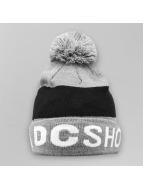 DC Wintermütze grau