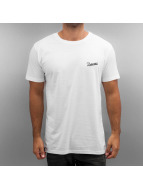 DEDICATED T-Shirt Stockholm Mountain Script white