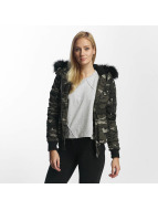 DEF Winter Jacket Bomber camouflage