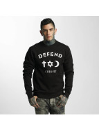Defend Paris Pullover CO black
