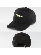 Defend Paris Snapback Cap Golden black