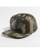 Dickies Oakland Snapback Cap Camouflage