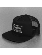Dickies snapback cap zwart