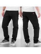 Dickies Straight fit jeans zwart