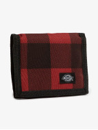Dickies Wallet Crescent Bay red