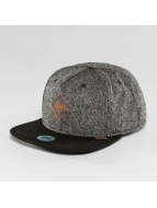 Djinns 5 Panel Cap Spotted Gum black