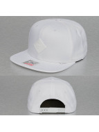 Djinns Snapback Cap Monochrome 6 Panel white