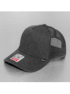Djinns Trucker Cap Cut & Sew High Fitted gray