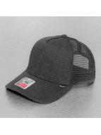 Djinns Trucker Cap Cut & Sew High Fitted gray