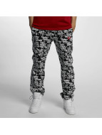 Allover Sweatpants Black...