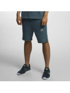 Melange Shorts Blue...