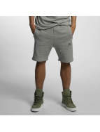 Melange Shorts Grey...