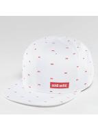 Ecko Unltd. Snapback Cap Capstar white