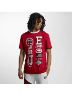 Ecko Unltd. T-Shirt College Patches red