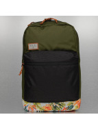 Electric Backpack MARSHAL olive
