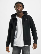 Electric Zip Hoodie VOLT black