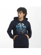 Element Hoodie Logo Fill blue