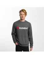 Element Pullover Blazin Crew gray