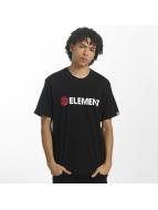 Element T-Shirt Blazin black
