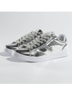Ellesse Heritage Anzia Metallic Sneakers Silvern