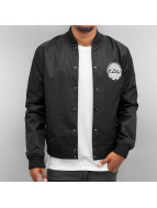 EVISU Lightweight Jacket Fight The Karma black