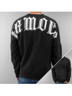 Famous Stars and Straps Pullover schwarz