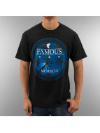 Famous Stars and Straps T-Shirt Palm Lux black