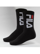 FILA Socks Tennis 2-Pair black