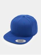Flexfit snapback cap blauw
