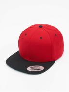Flexfit snapback cap rood