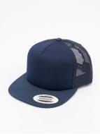 Flexfit Trucker Cap blau
