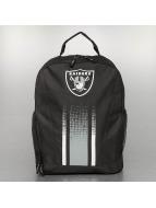 Forever Collectibles Backpack NFL Stripe Primetime Oakland Raiders black