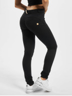 Freddy Slim Fit Jeans Regular Waist black