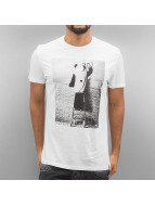 French Kick T-Shirt Yo Yo white