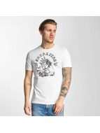 French Kick T-Shirt Ectoplasme white