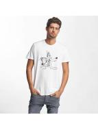 French Kick T-Shirt Woaow white