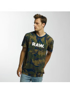 G-Star T-Shirt Dc Classic Bound camouflage
