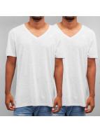 G-Star T-Shirt Base Doppelpack white