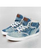 Globe Sneaker Motley Mid blau