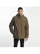 Globe Winter Jacket Goodstock Thermal Parka green